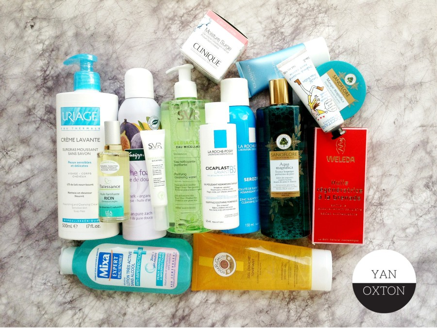Haul→Mes Indispensables