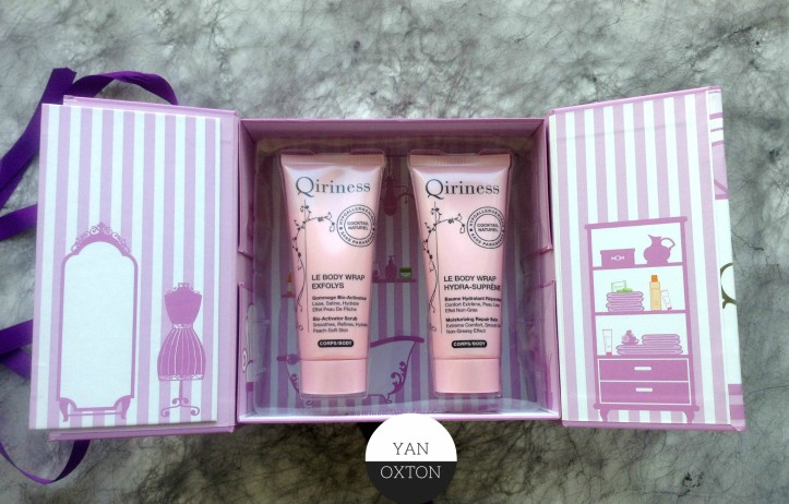 qiriness duo body wrap
