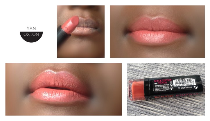 bourjois rouge edition 05 brun boheme