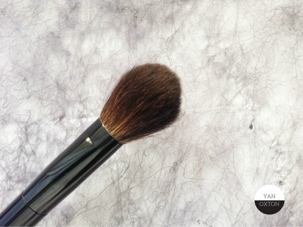 calvin klein powder brush