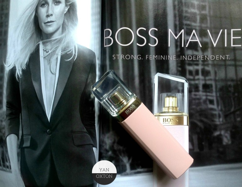 hugo boss ma vie parfum