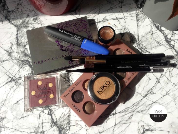 msc makeup tools