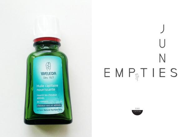 huile capillaire weleda