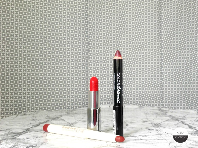 m20 une 410 maybelline 306 givenchy