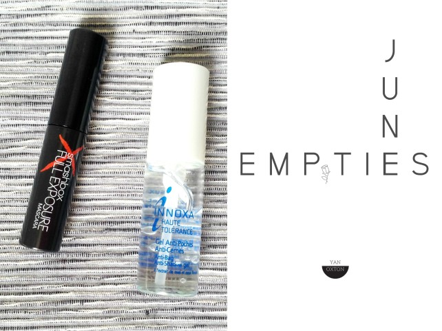 mascara smashbox full exposure innoxa haute tolerance yeux
