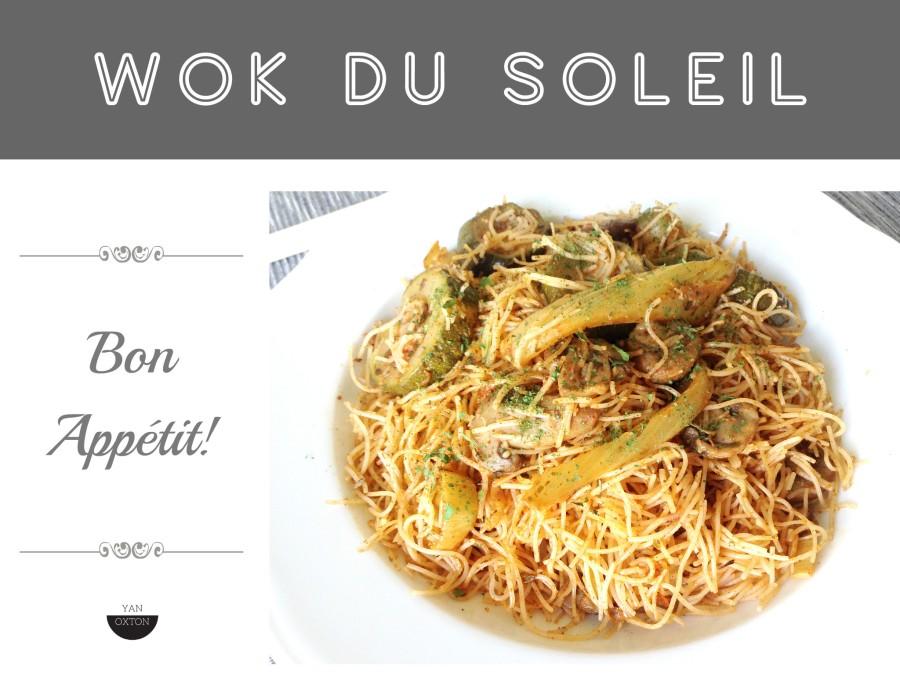 Recette wok desaison