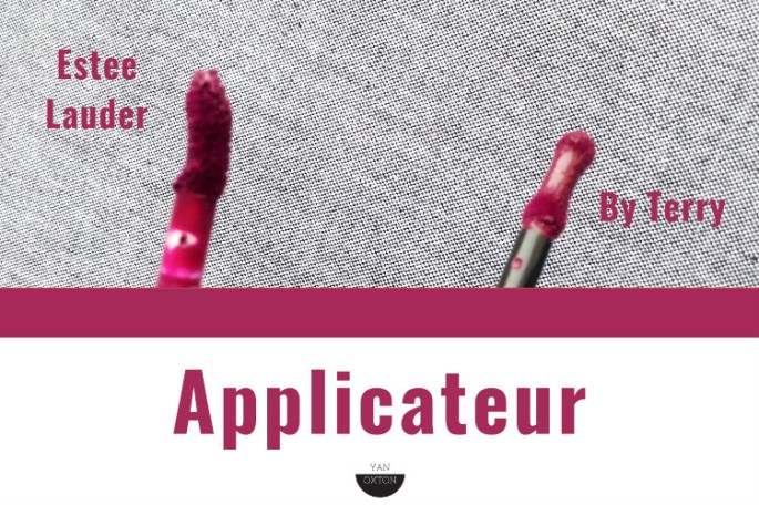 estee lauder vs by terry applicateur