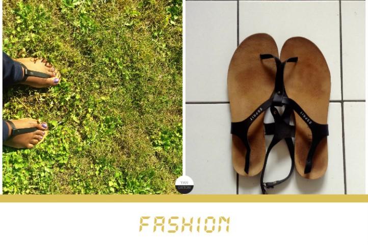 fashion sandales esprit