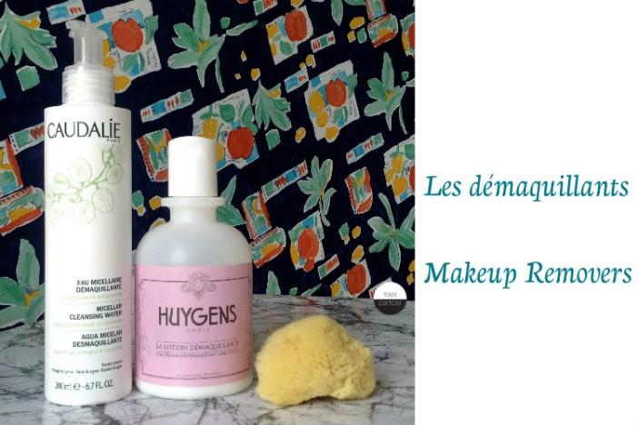 demaquillant caudalie huygens makeup removers