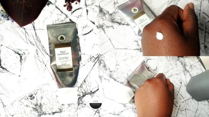 sanoflore creme mains miel nourricier