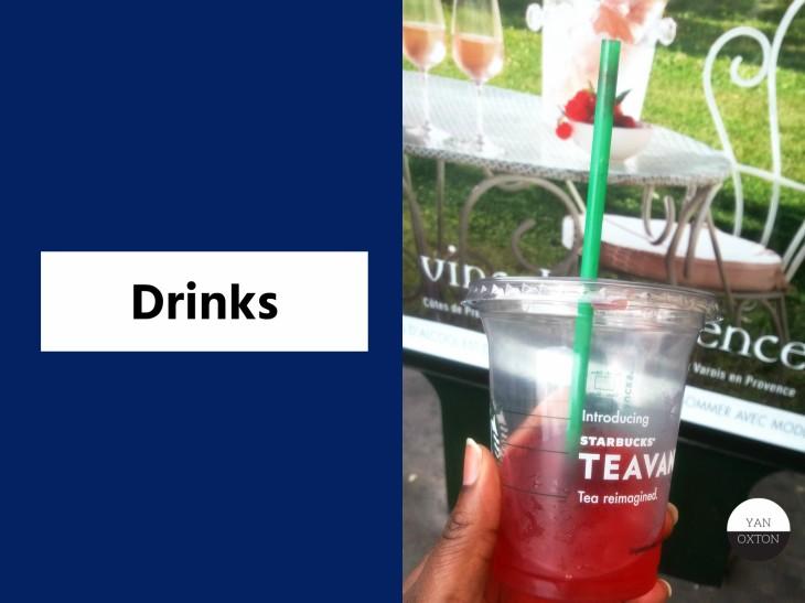 save on drinks