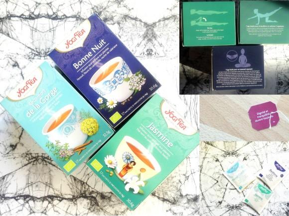 yogi tea jasmine throat confort bonne nuit