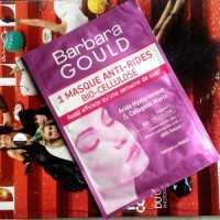 Masque Anti-rides Biocellulose Barbara Gould: le test
