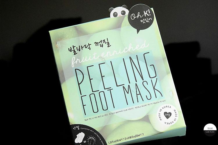 Le masque mangeur de chair venu de Corée OhK!