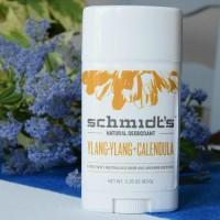 Le déodorant naturel Schmidt's.  Top ou Flop?
