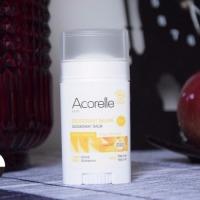 Le déodorant baume Acorelle: Top ou Flop?