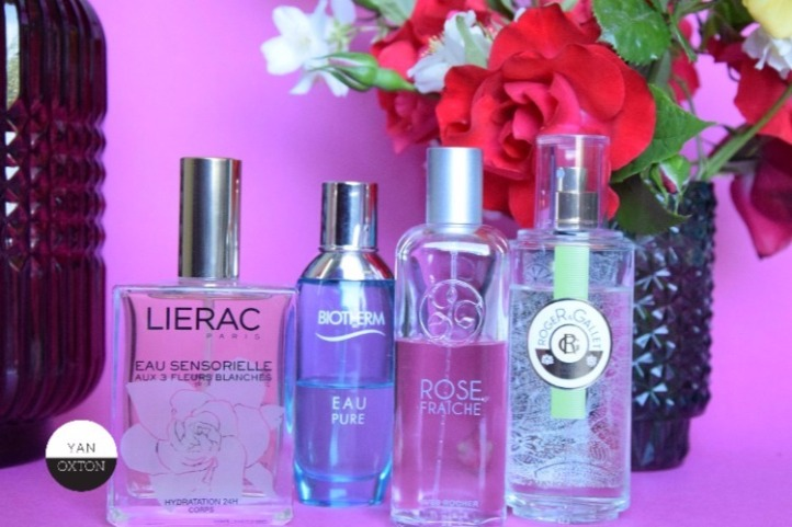 selection-eaux-parfumees-biotherm-roger-gallet-yves-rocher-lierac