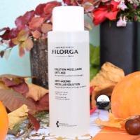 Découverte de l'eau micellaire anti-âge Filorga